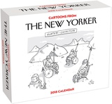 Cartoons from The New Yorker - 2018 Boxed Calendar Kalenders