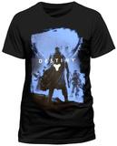 Destiny – forside T-skjorte