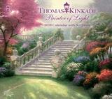 Thomas Kinkade Painter of Light with Scripture Deluxe - 2018 Calendar Calendários