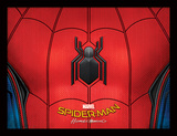 Spider-Man Homecoming - Chest Collector Print