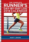 The Complete Runner's Day-by-Day Log - 2018 Planner Kalenders