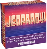 Jeopardy! - 2018 Boxed Calendar Calendars
