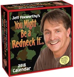 Jeff Foxworthy's You Might Be A Redneck If... - 2018 Boxed Calendar Calendars