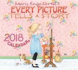 Mary Engelbreit Deluxe - 2018 Calendar Kalenders