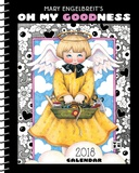 Mary Engelbreit Weekly Planner - 2018 Planner Calendars