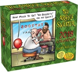 The Argyle Sweater - 2018 Boxed Calendar Calendars