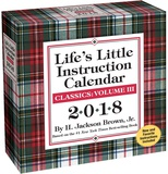 Life's Little Instruction - 2018 Boxed Calendar Calendars