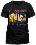 Blink 182 - Large California Paita
