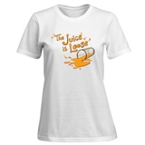 The Juice is Loose (White) T-Shirt