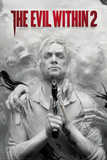 The Evil Within, Psychobreak - 2  Posters