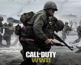 Call Of Duty: WW2 - Beach Poster