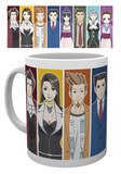 Mug personaggi - Ace attorney Tazza
