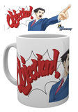 Mug Phoenix - Ace attorney Tazza