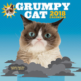 Grumpy Cat - 2018 Calendar Calendars