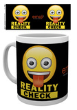 Emoji - Taza Reality check  Taza