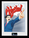Mug Phoenix - Ace attorney Stampa del collezionista