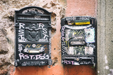 Dolce Vita Rome Collection - Letters Box II Photographic Print by Philippe Hugonnard
