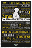 Breaking Bad - Typographic Prints