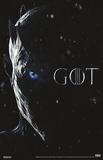 Game Of Thrones - Night King Eye Pôsteres