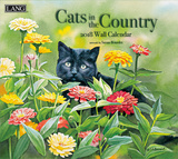 Cats In The Country - 2018 Calendar Calendars