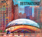 Destinations - 2018 Calendar Kalenders