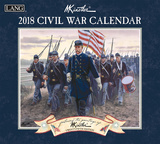 2018 - Guerre civile américaine  Calendriers
