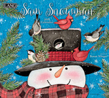 Sam Snowman - 2018 Calendar Calendars