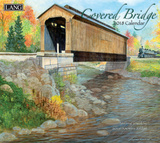 Covered Bridge - 2018 Calendar Kalenders