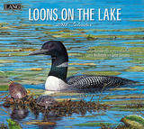 Loons On The Lake - 2018 Calendar Calendriers