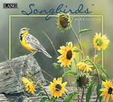 Songbirds - 2018 Calendar Calendars