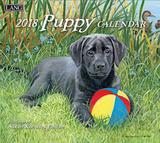 Puppy - 2018 Calendar Kalenders