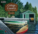 Cottage Country - 2018 Calendar Kalenders