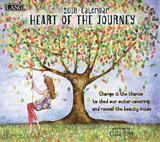 Heart Of The Journey - 2018 Calendar Calendars