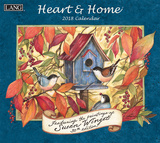 Heart & Home - 2018 Calendar Calendars