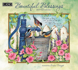 Bountiful Blessings - 2018 Calendar Calendars