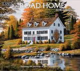 Road Home - 2018 Calendar Kalenders