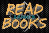 Read banned books (læs forbudte bøger) Billeder