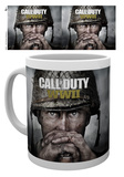Mug Call of duty - World War II - Key Art Tazza