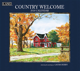 Country Welcome - 2018 Calendar Kalenders