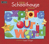 Schoolhouse - 2018 Calendar Calendars