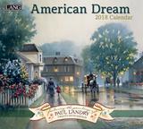 American Dream - 2018 Calendar Kalenders