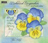 Botanical Inspiration  Calendários
