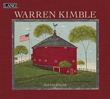 Warren Kimble - kalender 2018 Kalenders