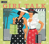 Girl Talk - 2018 Calendar Kalenders