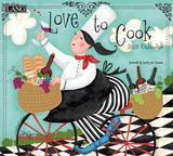 Love To Cook  Kalenders