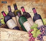 Wine Country - 2018 Calendar Kalenders