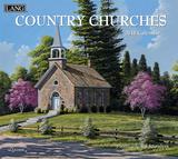 Country Churches - 2018 Calendar Calendars