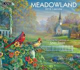 Meadowland - 2018 Calendar Kalenders