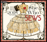 She Who Sews - 2018 Calendar Calendars