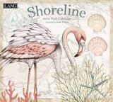 Shoreline - 2018 Calendar Kalenders